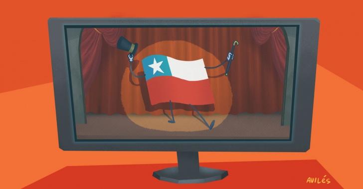 TV, Chile programas, VTR, Imagen de Chile, potenciar