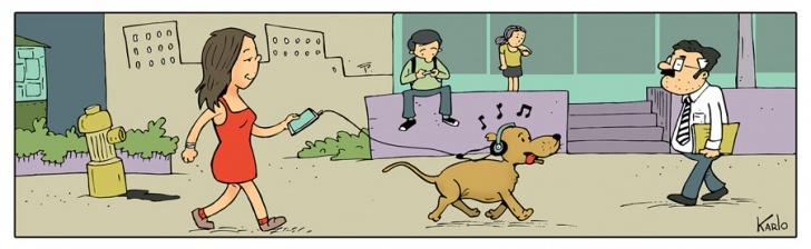 paseos, perros, aplicaciones, tecnología, celulares, animales