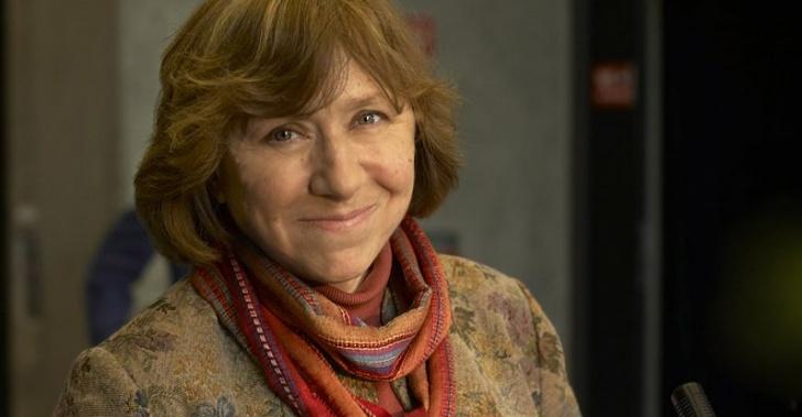 Premio Nobel, Literatura, Chernobil, Rusia, periodista