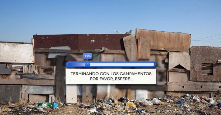 TECHO Chile, campamentos, ciudad, urbanismo, vivienda, pobreza