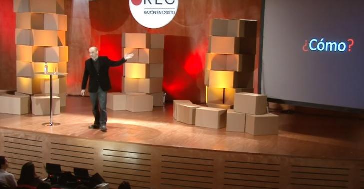 videos, charlas, Marco Canepa, El Definido, mentiras, REC, TED