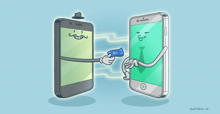 Resultado de imagen para transferencia de celular a celular