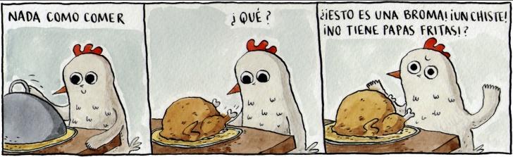 comida, pollos, gallinas, carne, crueldad, papas fritas, alimentos