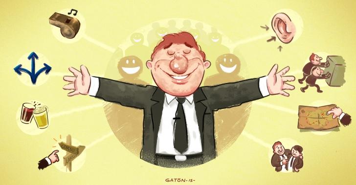 jefes, empresas, negocios, empleados, líderes, liderazgo, Google, trabajo, equipos, inteligencia emocional, relaciones laborales, recursos humanos, RRHH