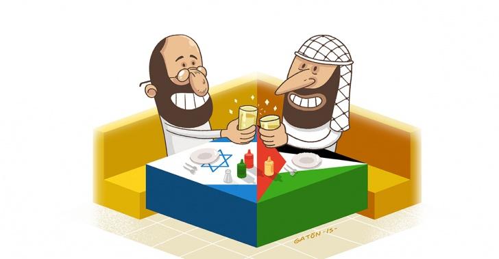 Paz, Israel, Palestina,