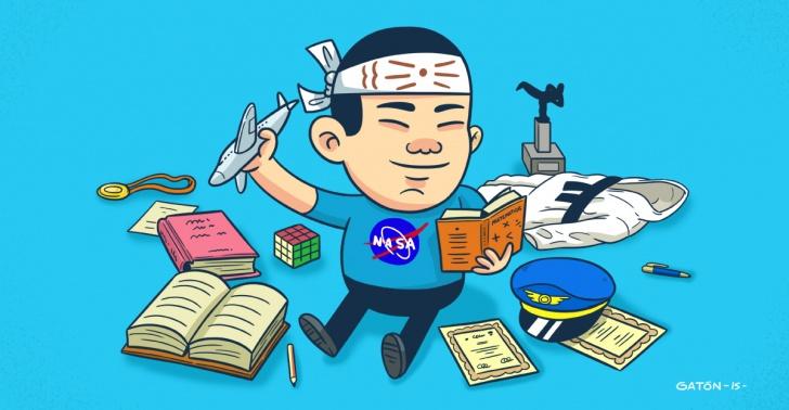 genio, joven, universidad, NASA, intelecto, inteligencia