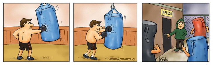 Boxeo, Deporte, Violencia