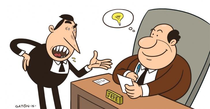 trabajo, empresa, empleados, quejas, críticas, participación, innovación