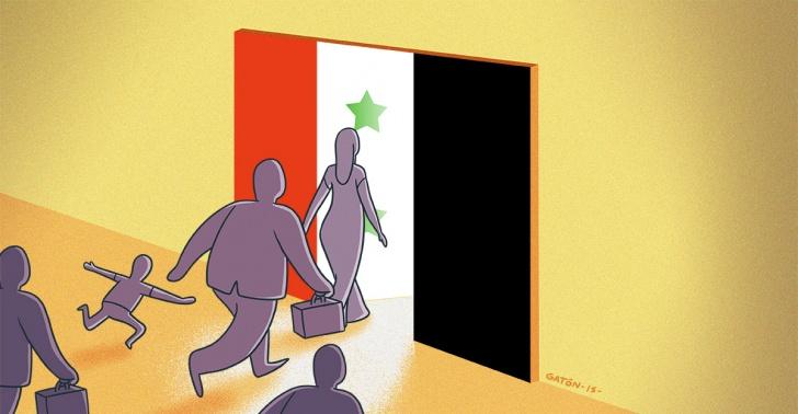Siria, generosidad, refugiados, conflicto, Europa