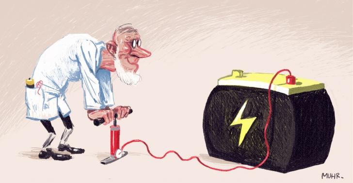 ciencia, baterías, ion, energía