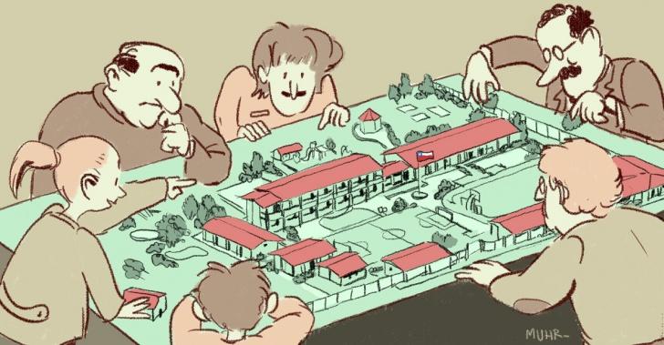 educación, colegios, vulnerabilidad, KIPP, CEEDUC, CREE, Aaron Brenner, reforma educacional
