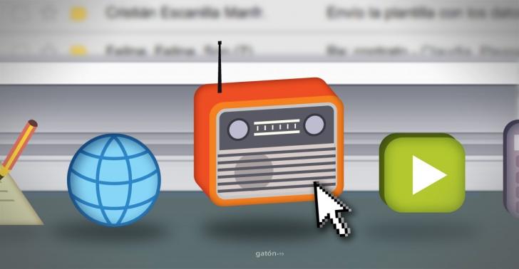música, radios, online, digital, tecnología, locutor, Chile, emisoras