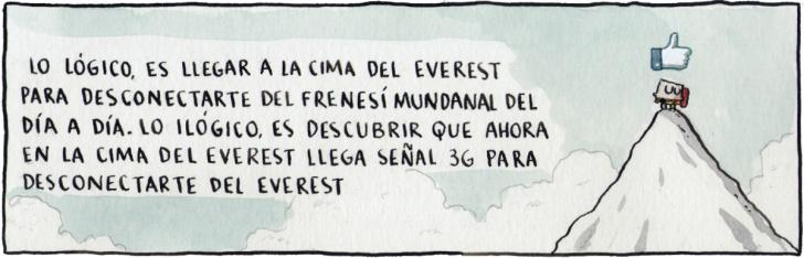 Everest, Internet, Mundo, 3G
