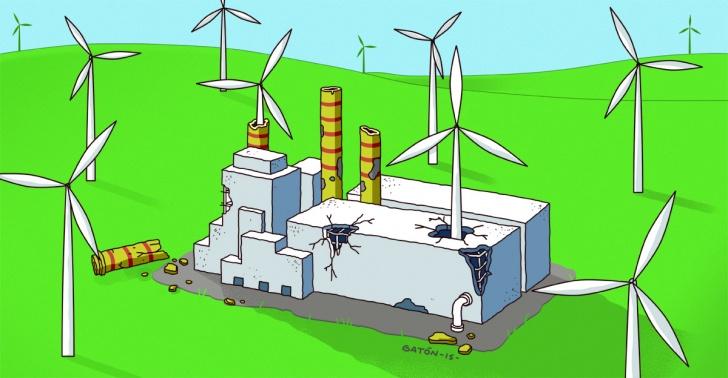 ecología, medio ambiente, salud, economía, futuro, verde, energía, eólica, solar, Chile, 2050