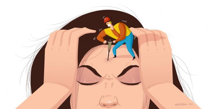 jaqueca, salud, ciencia, medicina, dolor, cabeza, droga, tratamiento, migraña