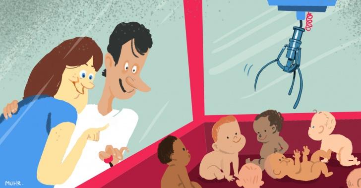 Genética, hijos, enfermedades, polémica,