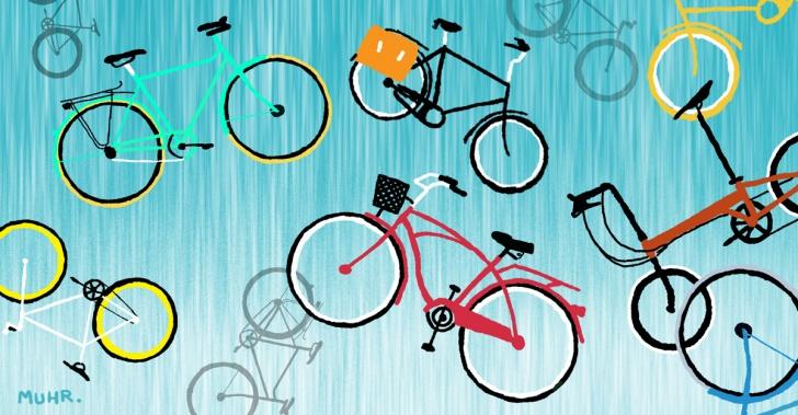 bicicletas, ciclovías, calles, transporte, urbanismo, diseño, sustentabilidad