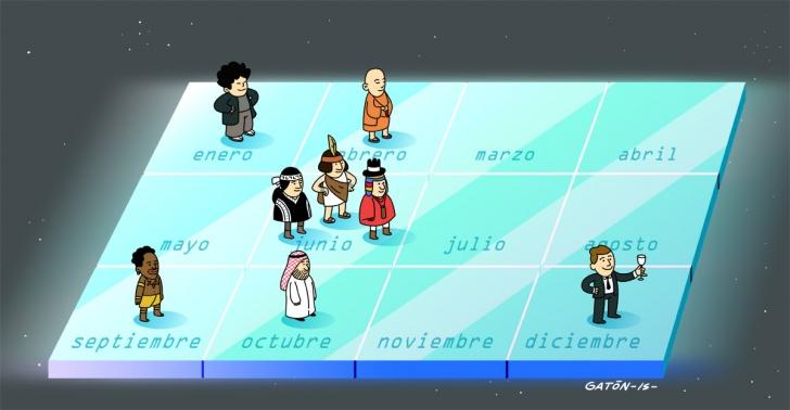 año nuevo, incas, bolivia, etiopia, mapuches, celebraciones, supersticiones