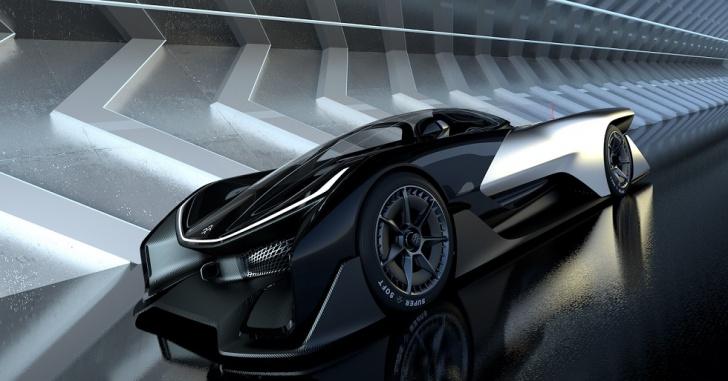 autos, eléctricos, tecnología, Tesla, Faraday