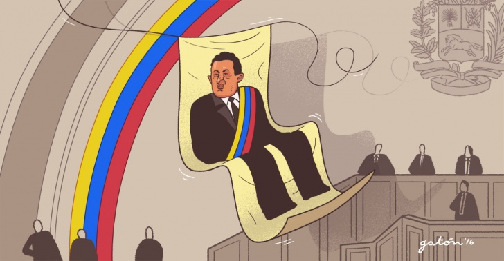 Venezuela, chavismo, Maduro, política, crisis