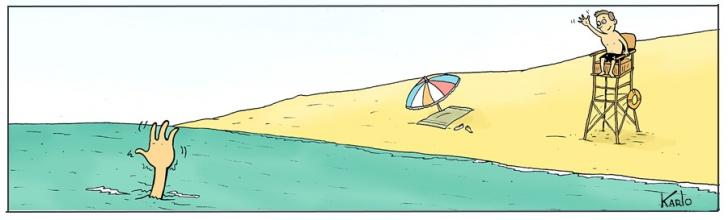 Verano, Salvavidas, Playa