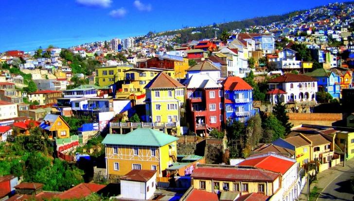 Valparaiso, Premio, Bella, Ciudad
