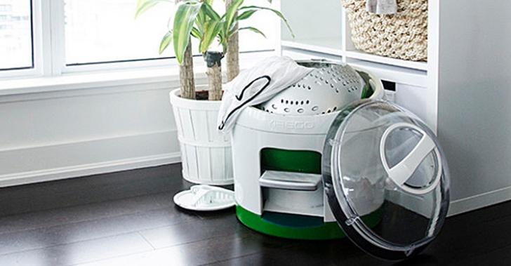 lavadora, ahorro, energia, agua, lavar, ropa, portatil
