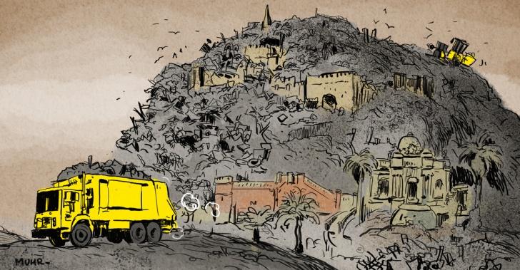 Santiago, municipios, basura, recolección, medioambiente, sustentabilidad