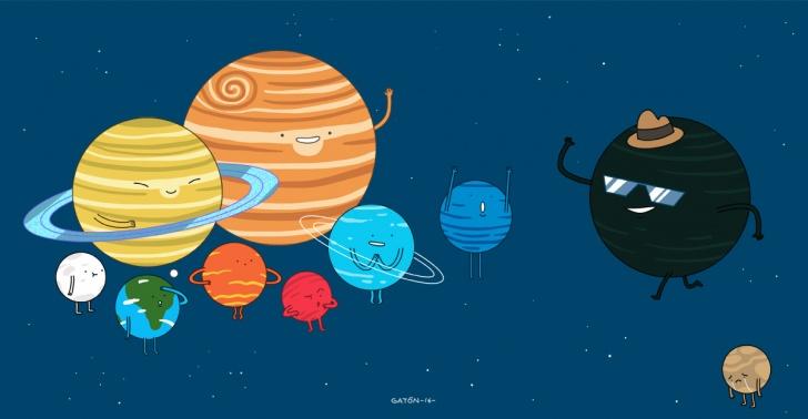 espacio, astronomía, descubrimiento, planeta, plutón, ciencia