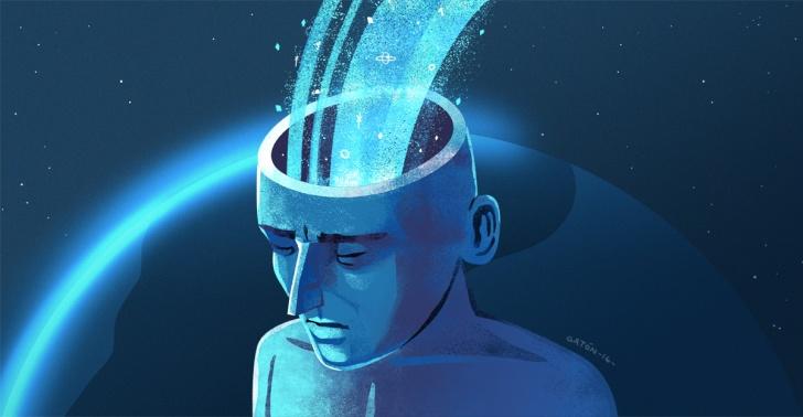 ciencia, neurología, tecnología, cerebro, mente, neuronas, memoria, recuerdos