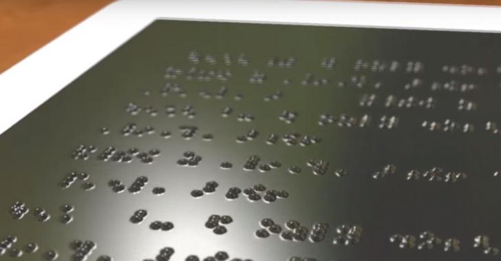 tecnología, kindle, lectura, braille, discapacidad visual, ciegos, no videntes