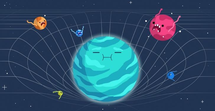 universo, descubrimiento, ondas, gravitacionales, astronomía, física, ciencia, espacio, tiempo