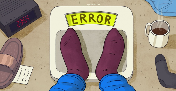 Pesa, Sobre peso, Salud,