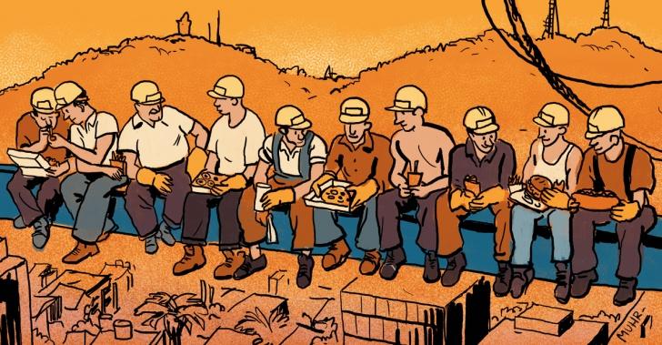 trabajo, organización, internacional, empleo, labor, almuerzo, comida, legislación, colación, trabajadores, empleados