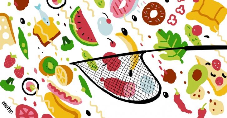 alimentos, comida, desperdicio, sustentabilidad, frutas, verduras