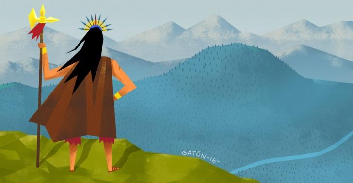 incas, imperio inca, historia de chile, valle del mapocho, mapocho incaico