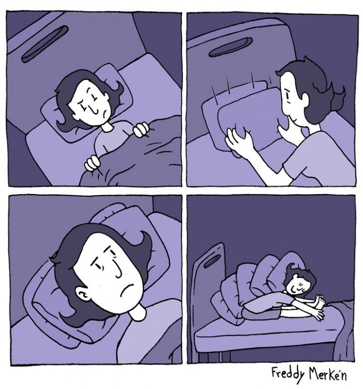 Almohada, Dormir, Comodidad, Cama, Noche, Sueño, Insomnio