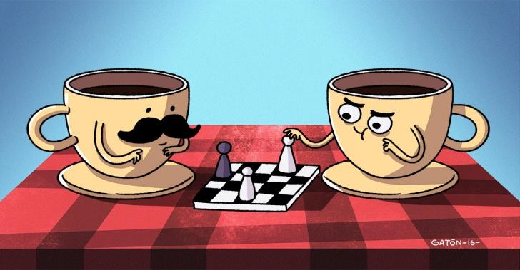 Juegos, entretención, panorama, café
