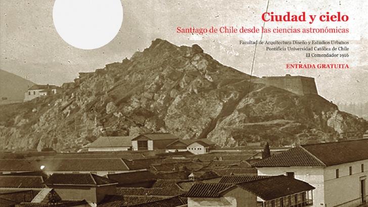 astronomía, ciudad, Santiago, Chile, John Melville Gillis, ciencia, Fondecyt