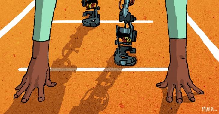 olimpiadas, competencia, deporte, bionico, protesis, paralímpico, levantamiento de pesas