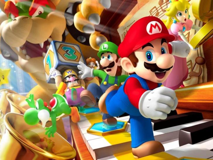 Nintendo, Mario Bros, panoramas, parque de diversiones, Japón, gamers