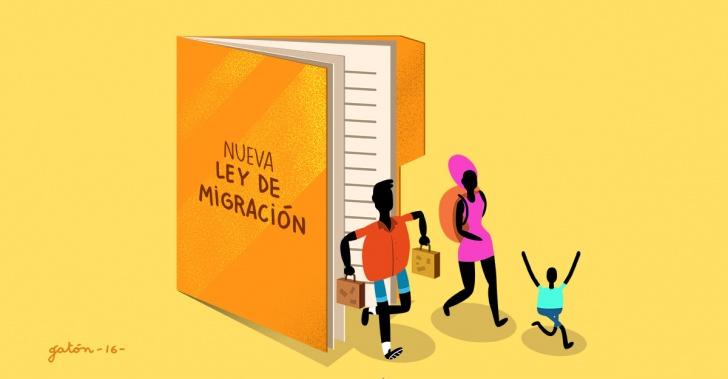 Migración, Chile, Ley de Migración, extranjeros