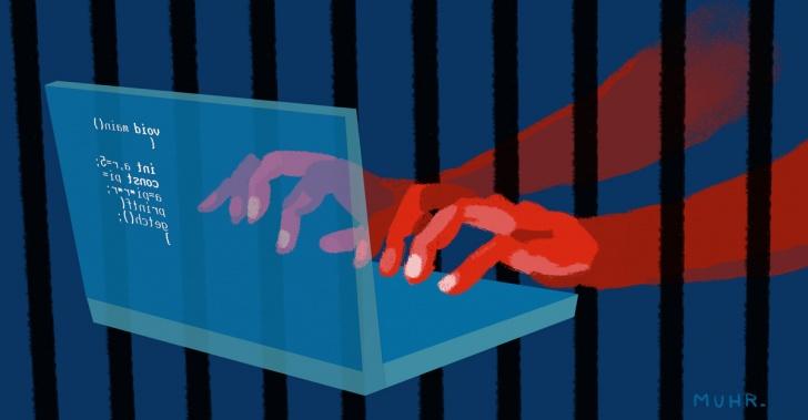 cárcel, reos, presos, delincuencia, educación, programación, reinserción, The Last Mile