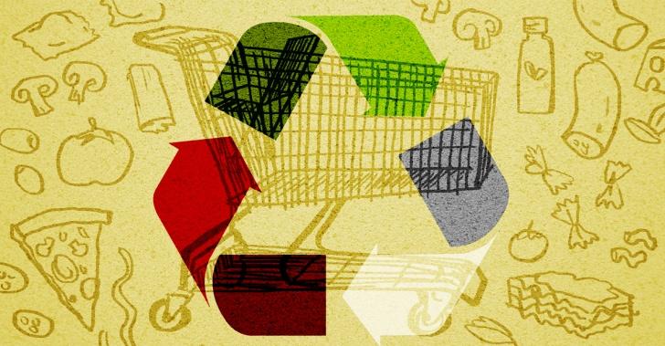 comida, reciclaje, italia, desperdicios, basura, despilfarro, incentivo