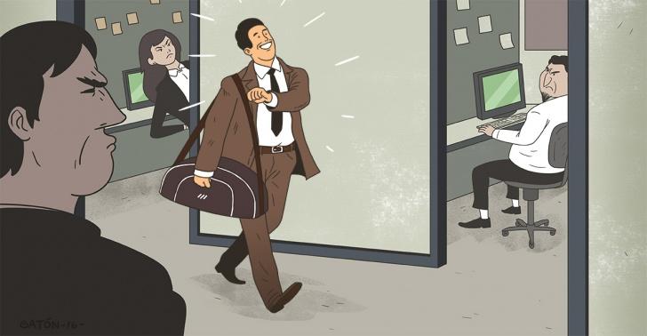 trabajo, horario laboral, cansancio, esfuerzo, consejos, optimización