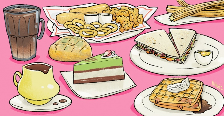 desayunos, comida, alimentos, restoranes, restaurantes, Zomato