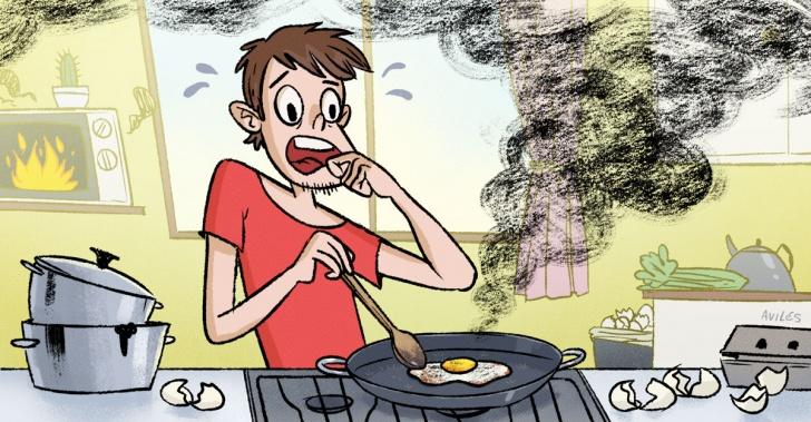 cocina, comida, alimentos, hobbies, chef, cooked