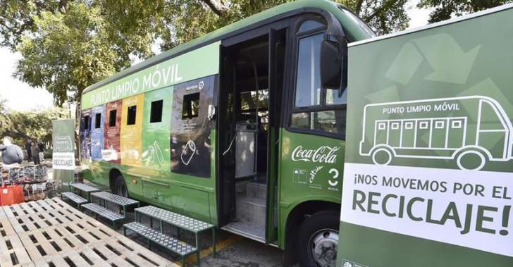 reciclaje, mediomabiente, Punto Limpio Móvil, TriCiclos
