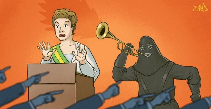 política, Dilma, Rousseff, Brasil, corrupción, escándalos, destitución, impeachment, juicios, presidentes