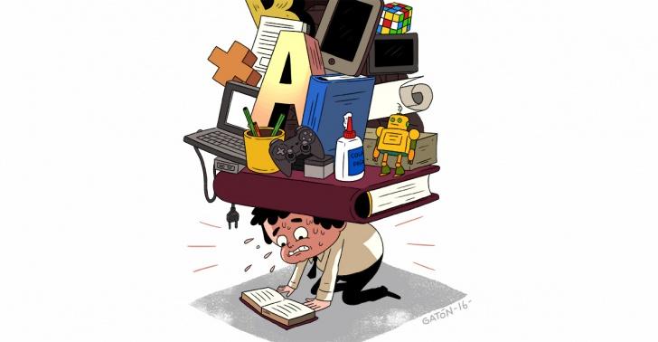 educación, crianza, niños, excesos, simplicidad, psicología